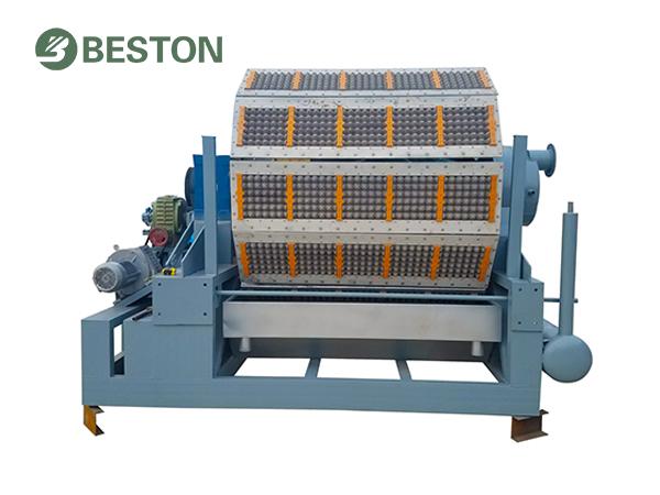 Beston paper egg tray machine for sale