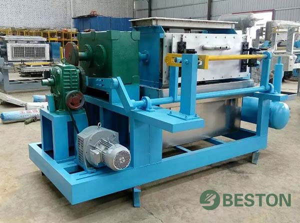 Beston packing system for fruit tray making machine