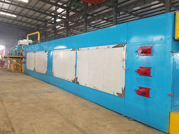 Beston Metal Drying Line for egg tray machine