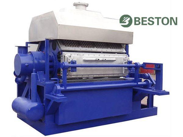 Professional design team/Beston shoe tray making machine for sale