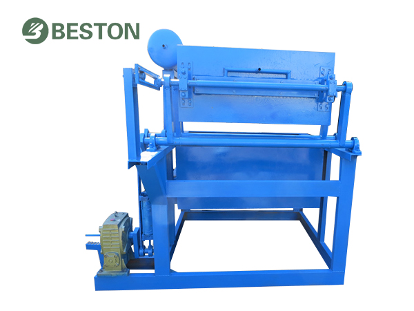 small egg tray machine pulping system