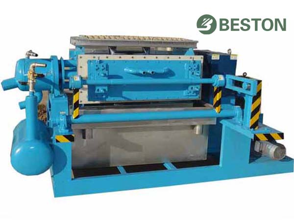 small paper egg tray making machine