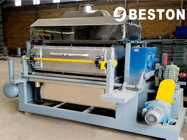 Best paper egg tray making machine from Beston
