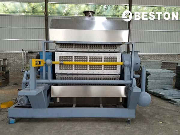 Egg tray manufacturing machine for sale