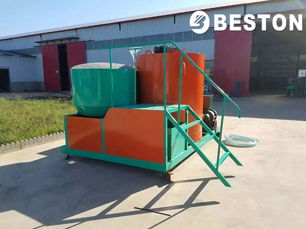 Integrated Pulping System for Small Egg Tray Machine