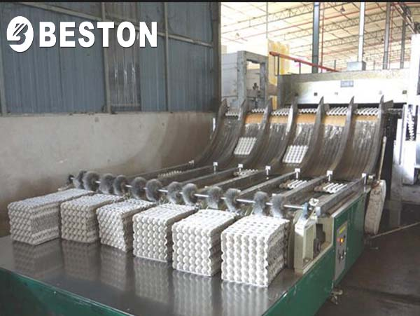 Packing System for Egg Tray Making Machine