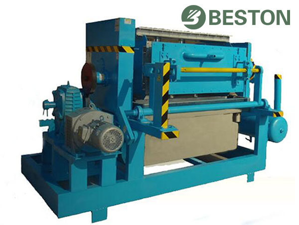 Paper Egg Tray Making Machine From Beston