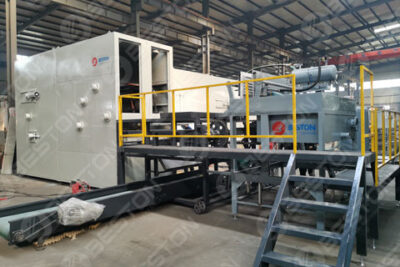 Pulping Equipment Delivered to the Philippines