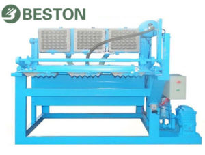 BTF-1-3 Manual Egg Tray Machine for Sale