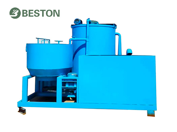 Beston Integrated Pulping System for Manual Egg Tray Machine