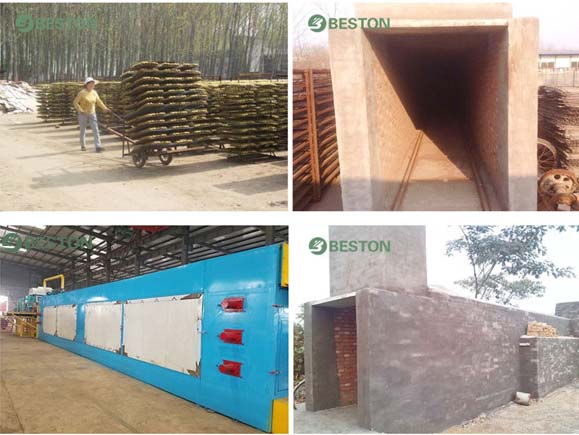 Different Egg Tray Drying Systems From Beston