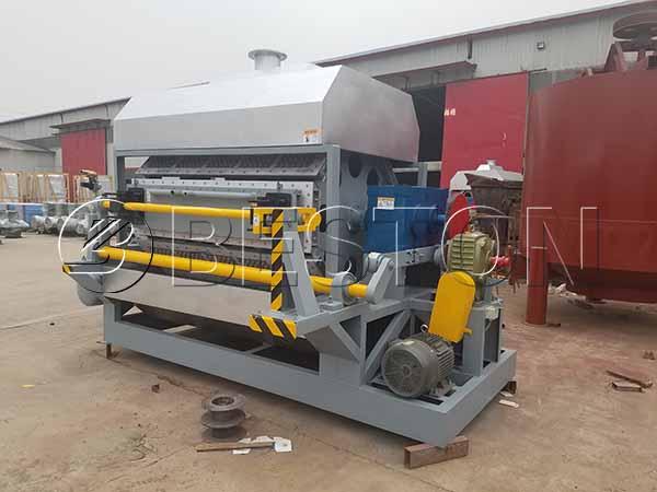 Shoe Tray Manufacturing Machine