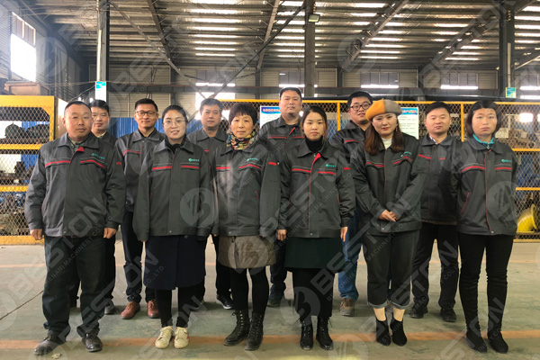 Beston Factory Workers