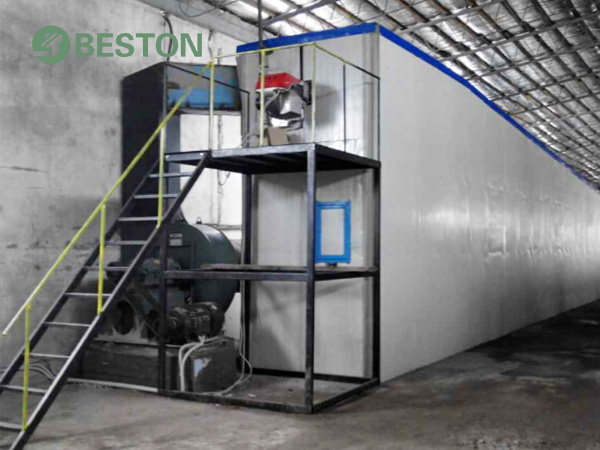 Beston Automatic Egg Tray Drying Line
