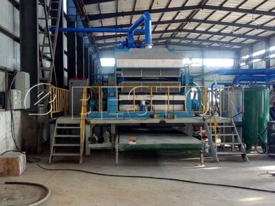 Seedling Tray Making Machine In China