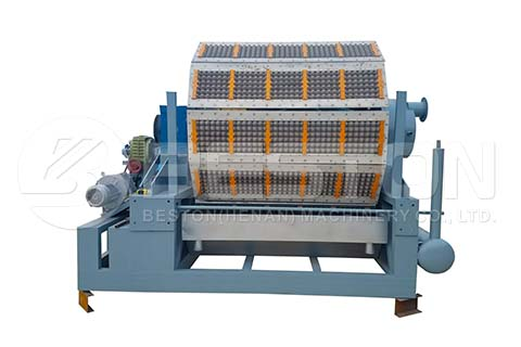 12-side Egg Carton Making Machine