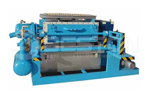 4-Side Egg Carton Machine