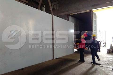 Automatic Metal Drying System
