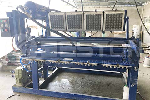 BTF-1-4 Egg Tray Machine in the Philippines