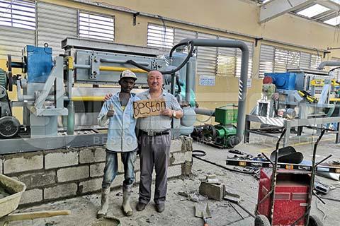 Engineer in Dominica