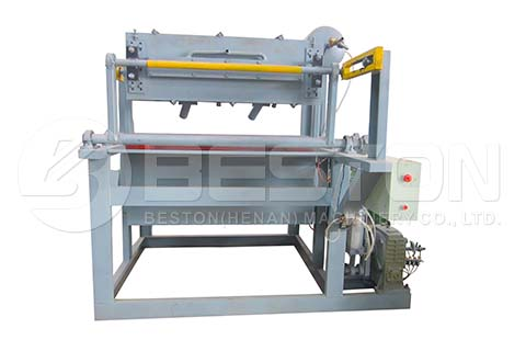 One-Side Egg Carton Making Machine