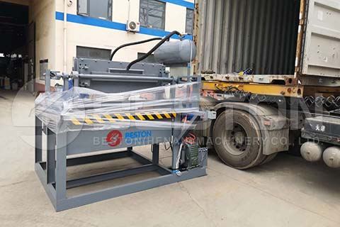 Egg Tray Machine to Ghana