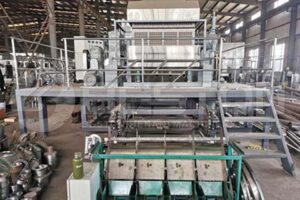 Automatic Egg Tray Machine to Russia