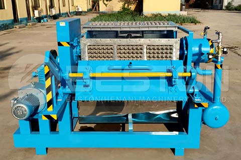 BTF-4 Pulp Molding Equipment