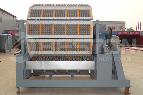 BTF-5-12 Pulp Molding Machine
