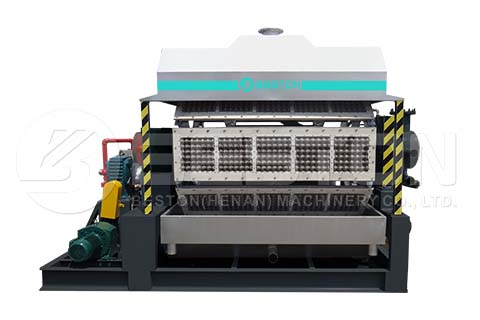 BTF-8 Pulp Molding Machine