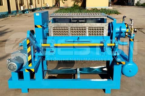 BTF-4 Egg Tray Machine