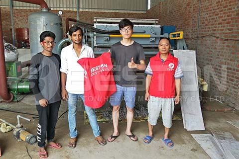 Engineers Installing In India