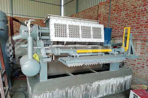 BTF-4-4 Egg Tray Machine in India