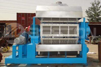 Egg Tray Making Machine in Pakistan
