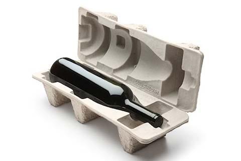 Wine Bottle Tray