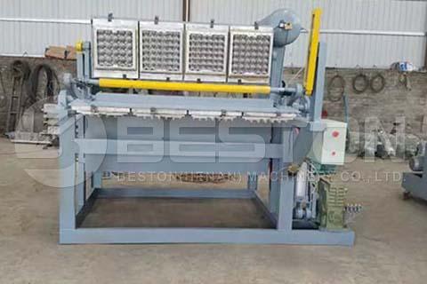 BTF-1-4 Egg Tray Production Line