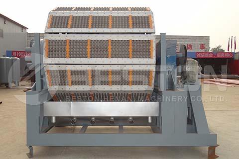 BTF-5-12 Egg Tray Machine