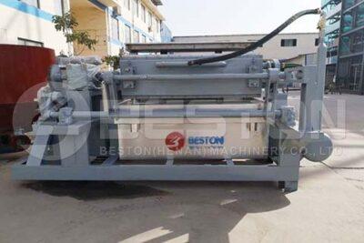 Egg Tray Machine to Nigeria