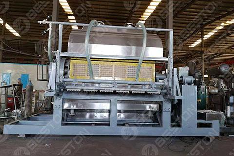 BTF6-8 Egg Tray Machine
