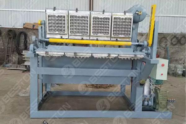 BTF1-4 Small Egg Tray Machine