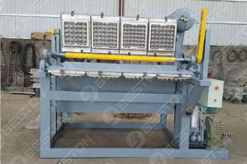 BTF1-4 Egg Carton Making Machine