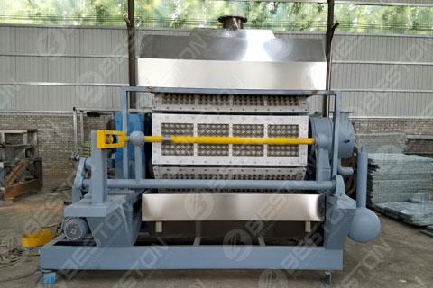 BTF4-8 Egg Box Making Machine