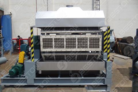 BTF5-8 Beston Egg Box Machine
