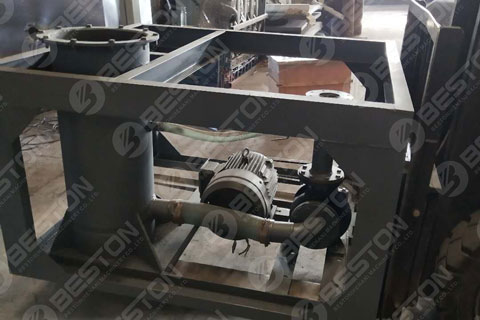 Delivery of Beston Parts Shipped to Saudi Arabia