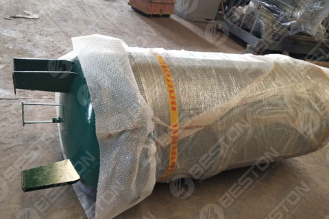 Delivery of Beston Pulping Equipment Shipped to Saudi Arabia