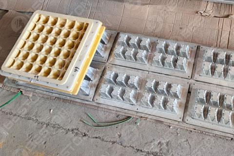 Aluminum Egg Tray Mold