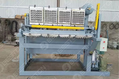 BTF-1 Manual Egg Tray Making Machine