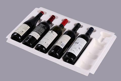 Bottle Wine Tray