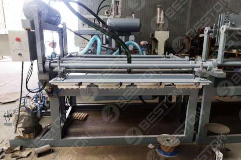 Egg Tray Making Machine Shipped to Lesotho