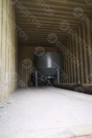 Paper Pulping Machine Shipped to Zambia